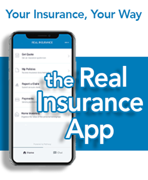 Link to Real Insurance App