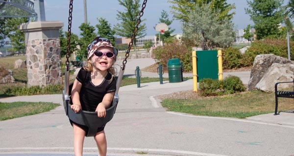 Help Us Support Kates Kause All Inclusive Playground For The Aviva Community Fund