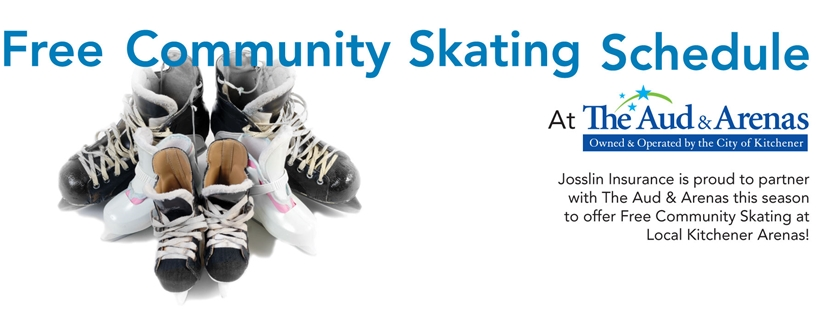 Free Community Skating Schedule